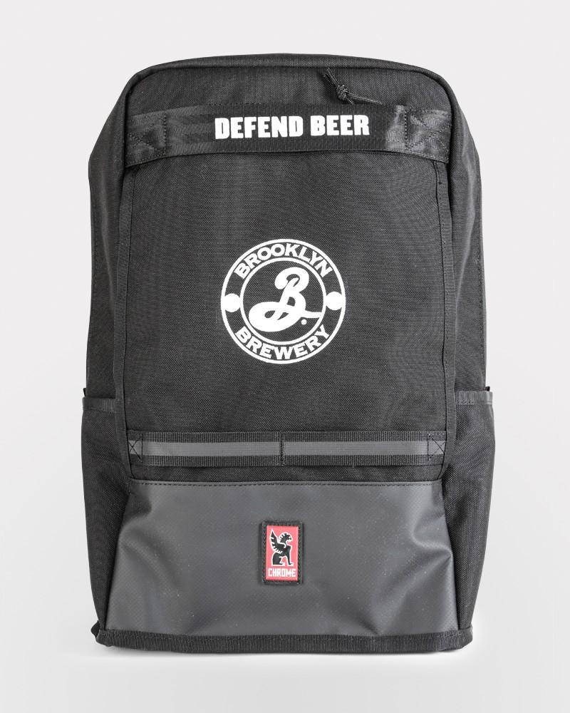 Brooklyn x Chrome Defend Beer Backpack