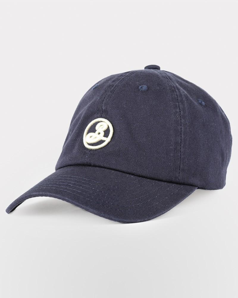 """Brooklyn Strapback """"Dad Hat"""" - Navy"""