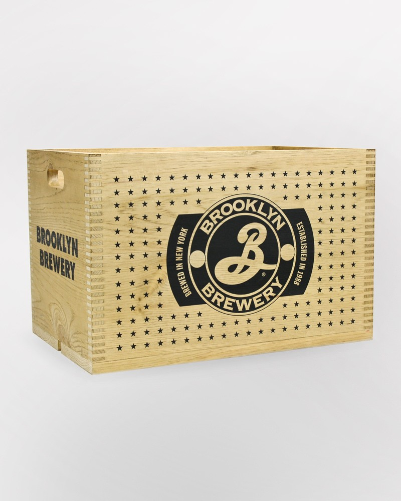Brooklyn Beer Crate