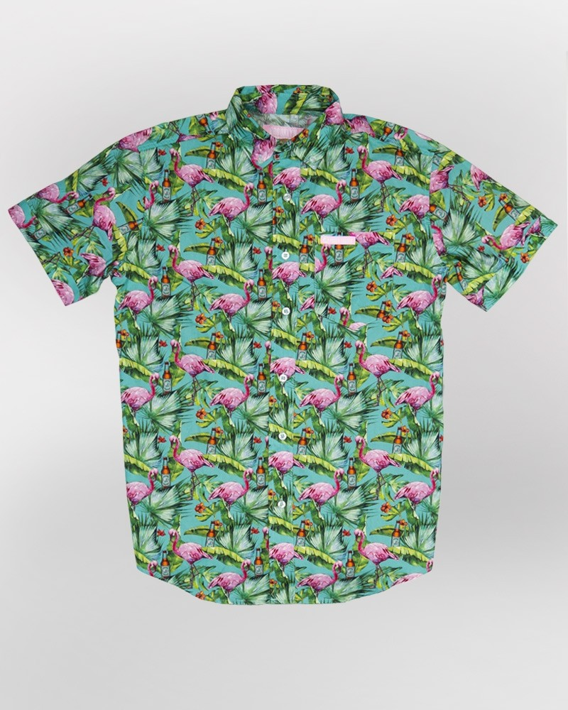 "Bel Air ""Party Tartly"" Button Down Shirt"