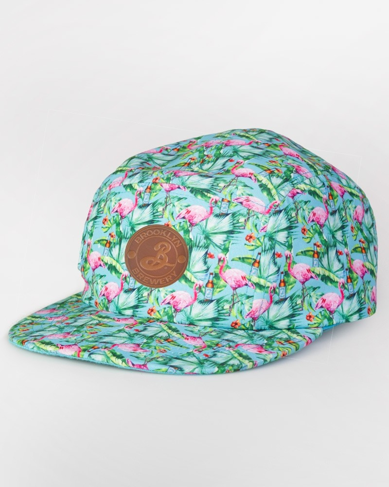 Bel Air Camper 5-Panel Hat