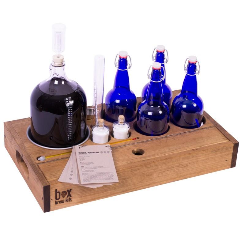 "Box Brew Kit ""Quartermaster"""