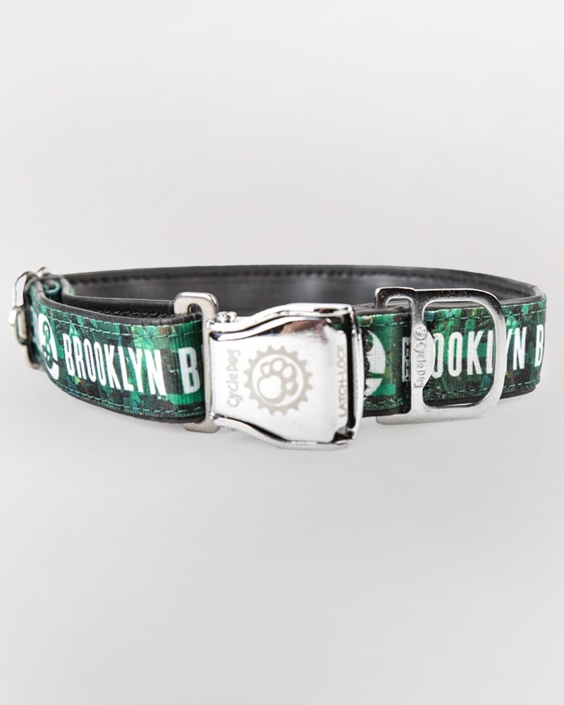 Brooklyn x Cycle Dog™ Dog Collar