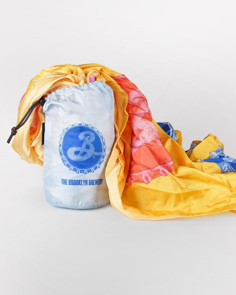 Brooklyn x Grand Trunk Parachute Blanket