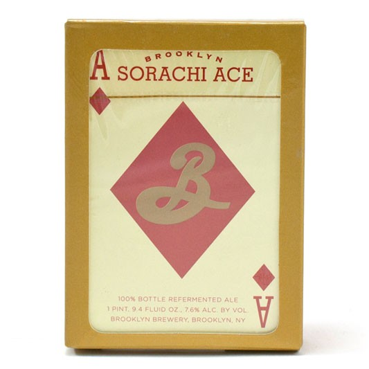 Sorachi Ace Playing Cards