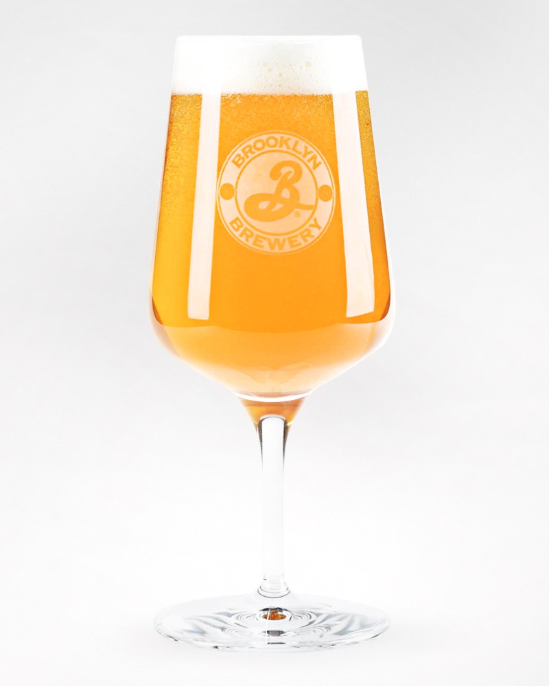 19oz Brooklyn Saison Glass