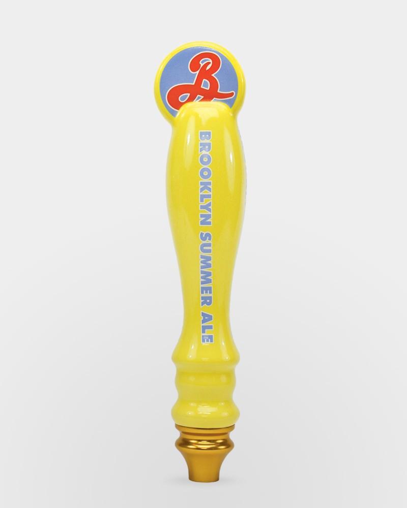 Summer Ale Tap Handle