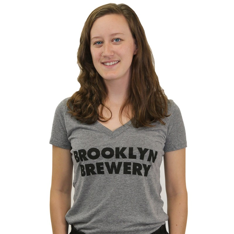 Women's Brewery V-Neck