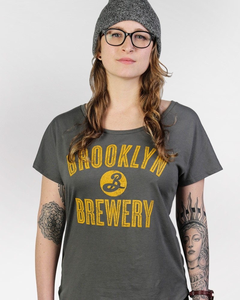 Women's Brooklyn Varsity Tee