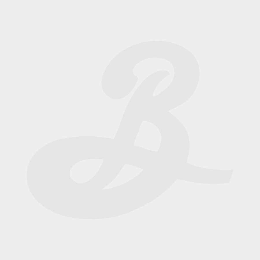 Classic Knit Pom Beanie - Gold/Navy