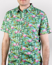 """Bel Air """"Party Tartly"""" Button Down Shirt"""