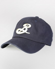 Brooklyn Strapback - Navy