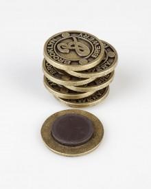 Brooklyn Brass Magnet