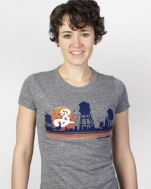 Women's Brooklyn Water Towers Tee