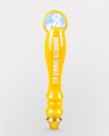 Summer Ale Tap Handle