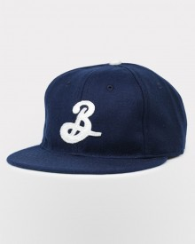 Brooklyn X Ebbets Field Vintage Wool Baseball Cap