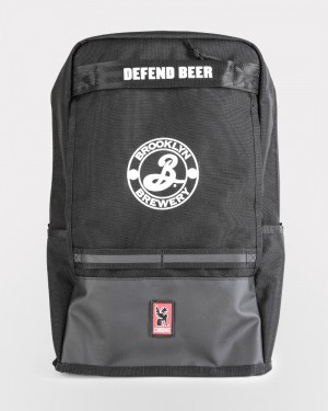 Brooklyn x Chrome Defend Beer Backpack