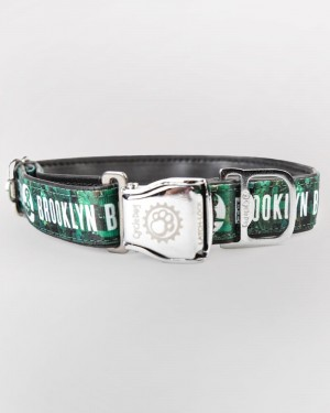 Brooklyn x Cycle Dog™ Dog Collar
