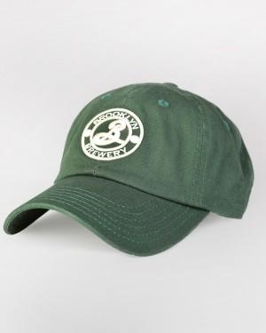 """Brooklyn Strapback """"Dad Hat"""" - Green"""