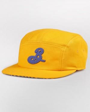 5-Panel Hat - Yellow
