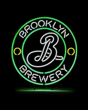 Large Brooklyn Neon Sign
