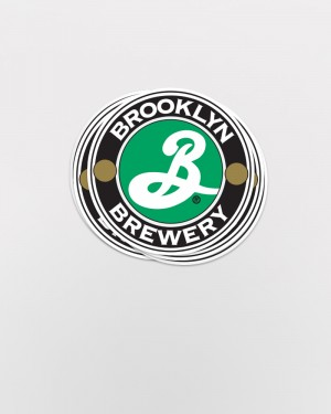 "4"" Brewery Logo Sticker"