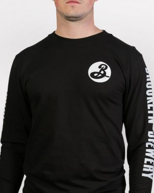 Brooklyn Long Sleeve Skater Tee