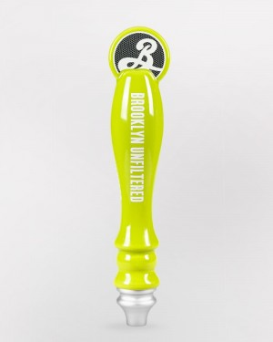 Unfiltered Pilsner Tap Handle