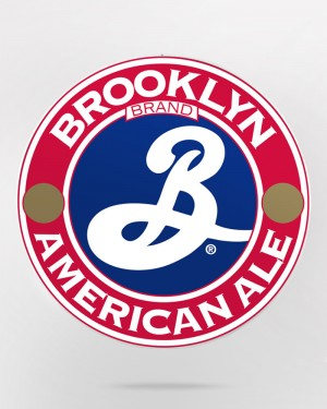 American Ale Metal Sign