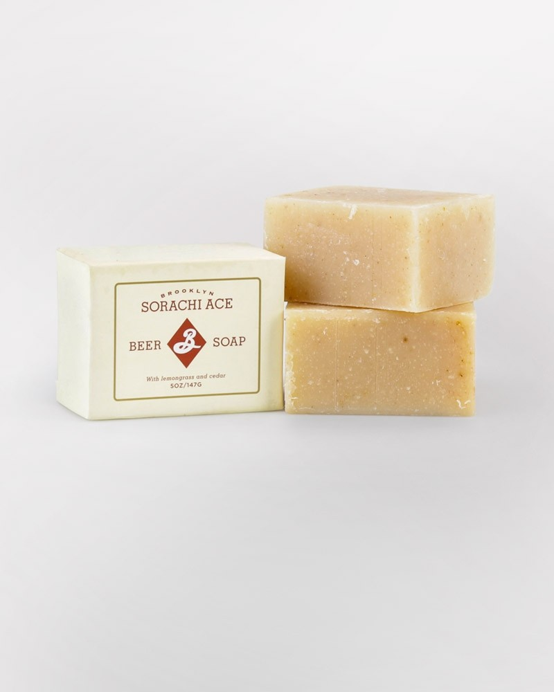 Sorachi Ace Beer Soap