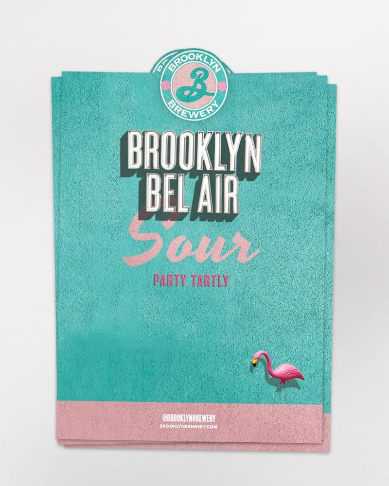 Bel Air Case Card 25/ct