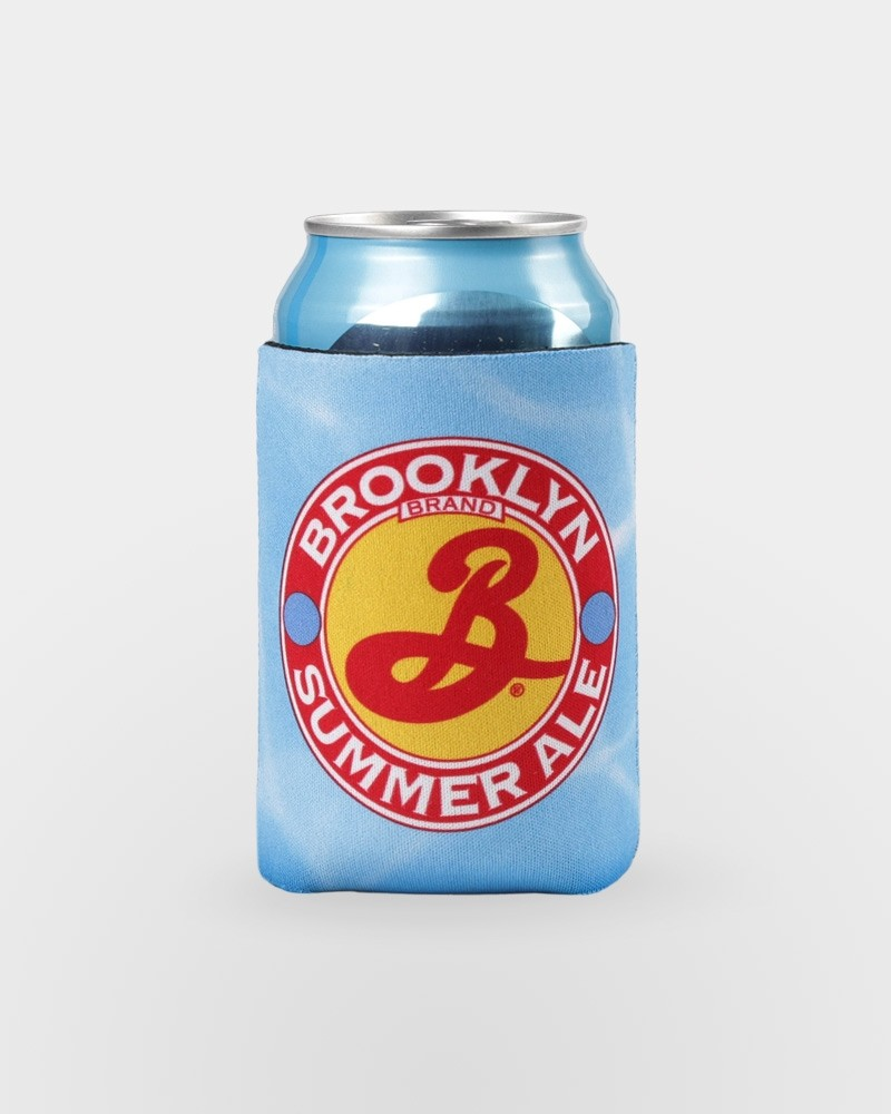 Brooklyn Summer Ale Can Insulator