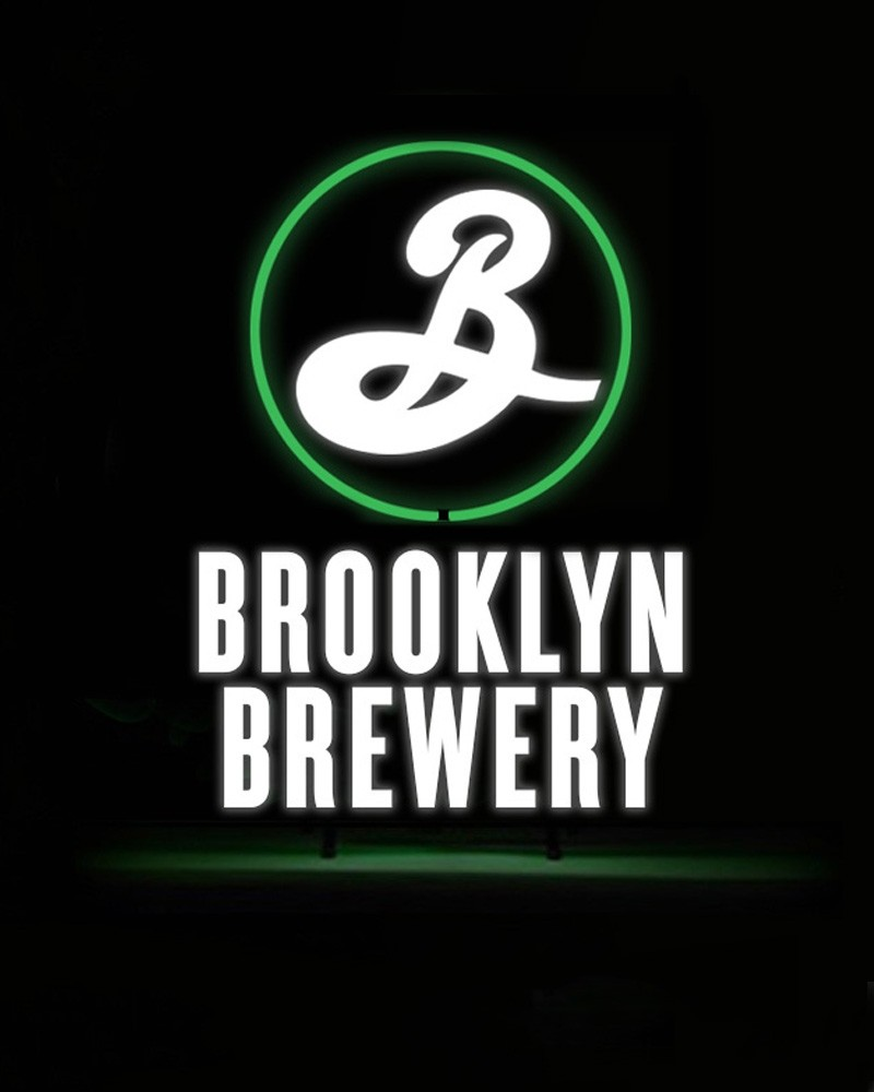 Brooklyn Brewery Lighted Sign