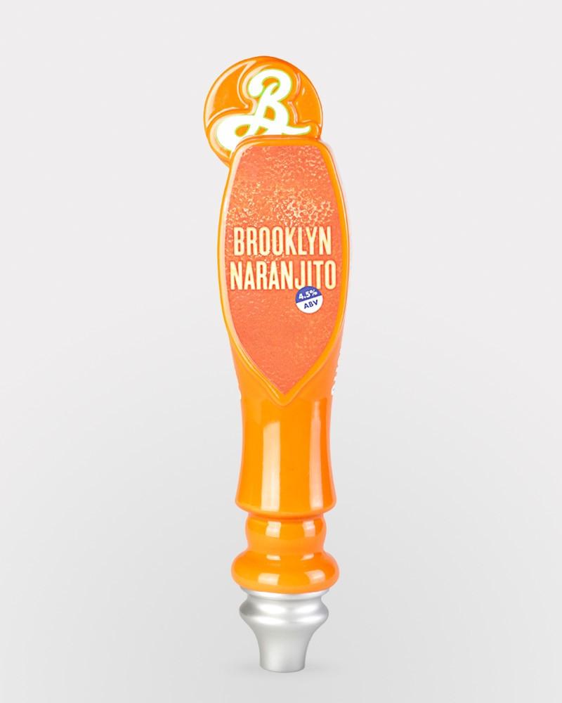Naranjito Tap Handle