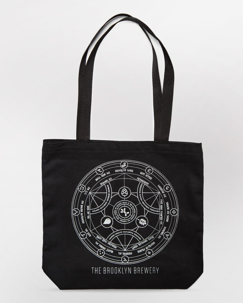 "Brooklyn ""Beer Alchemy"" Tote"