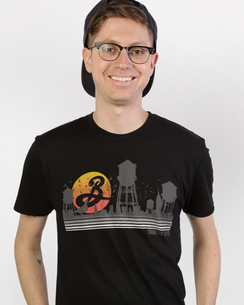 Brooklyn Water Towers Tee