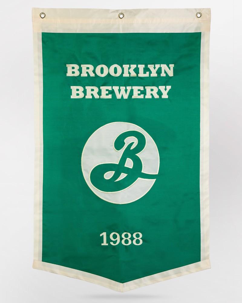 Brooklyn Championship Banner