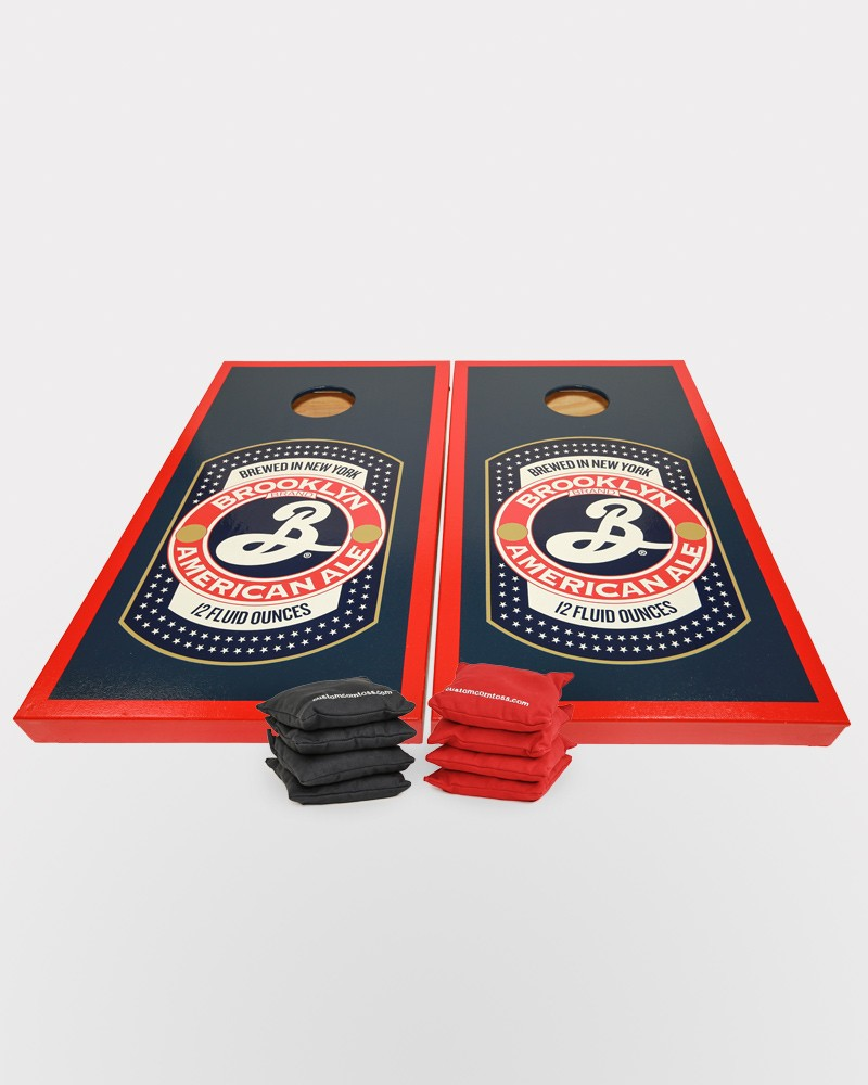 Brooklyn Cornhole Board Set