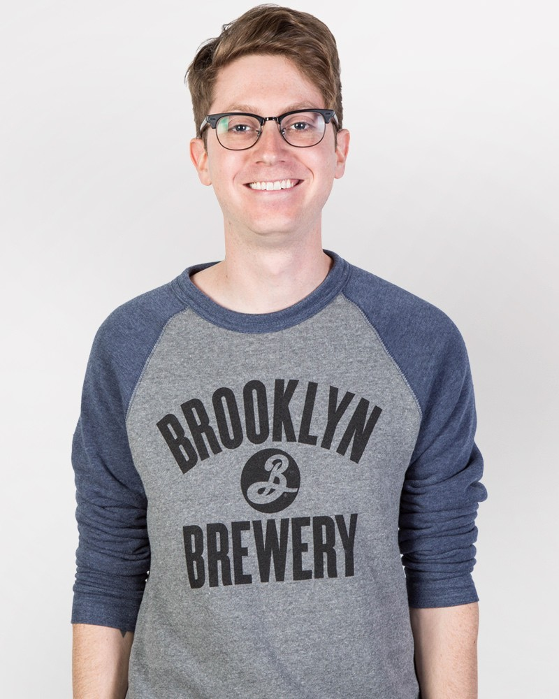 Brooklyn Crew Neck Sweatshirt