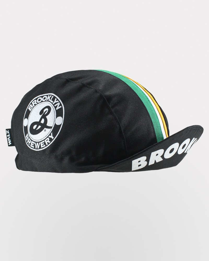 Brooklyn 3-Panel Cycling Cap