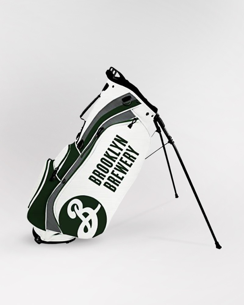 Brooklyn Brewery Golf Bag