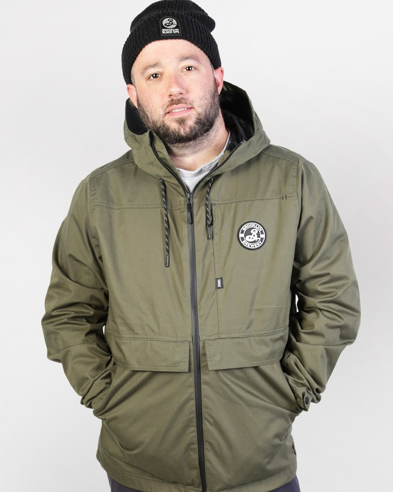 Brooklyn x Chrome Industries Skyline Windcheater Jacket