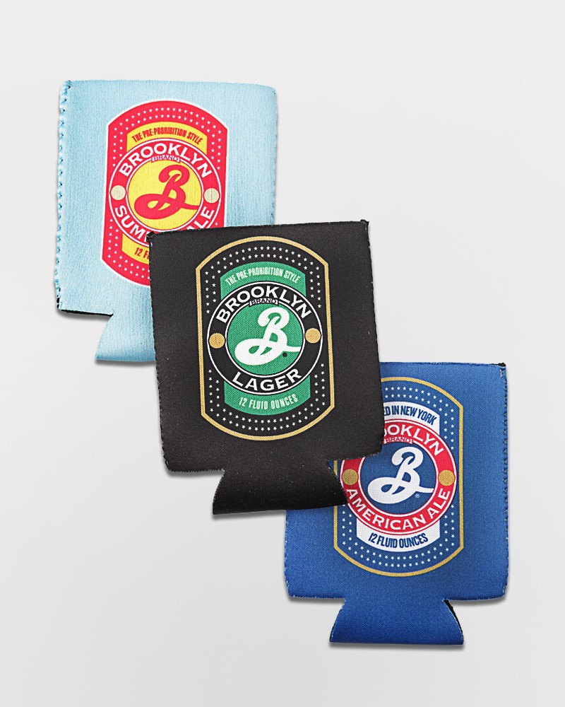 Brooklyn Brewery Koozie