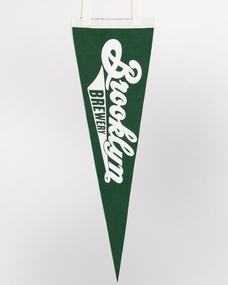 Brooklyn Brewery Pennant
