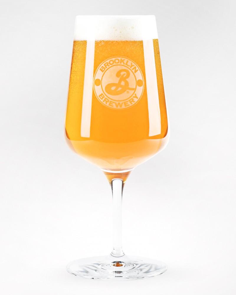 19oz Brooklyn Saison Glass