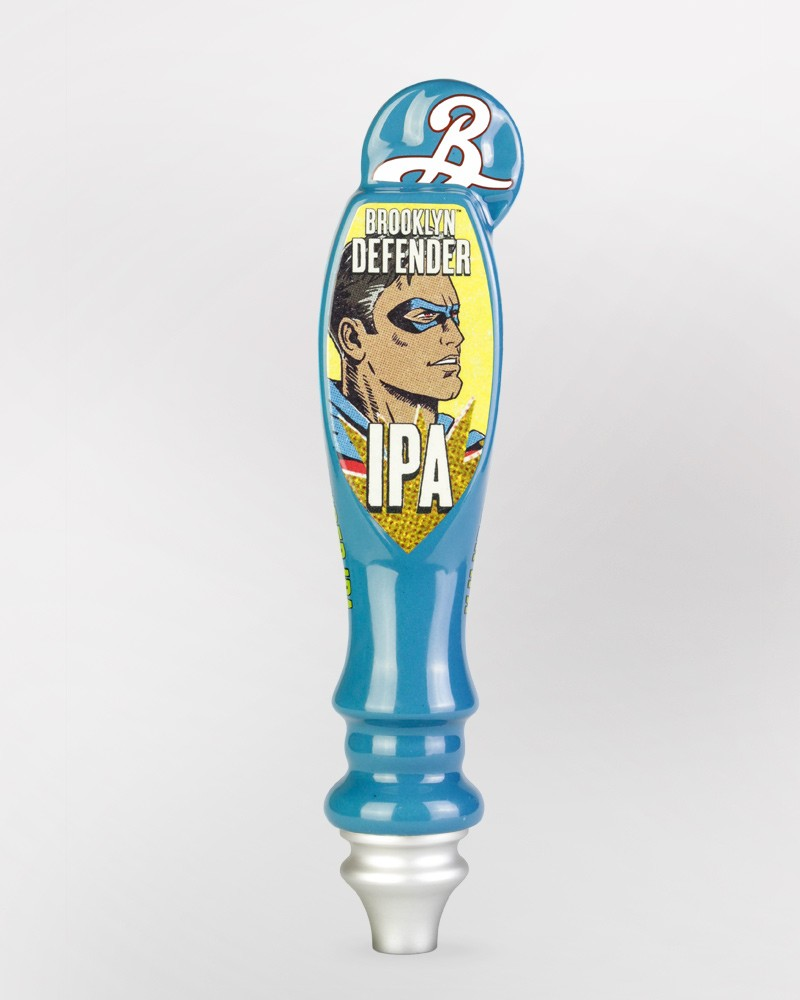 Defender IPA Tap Handle