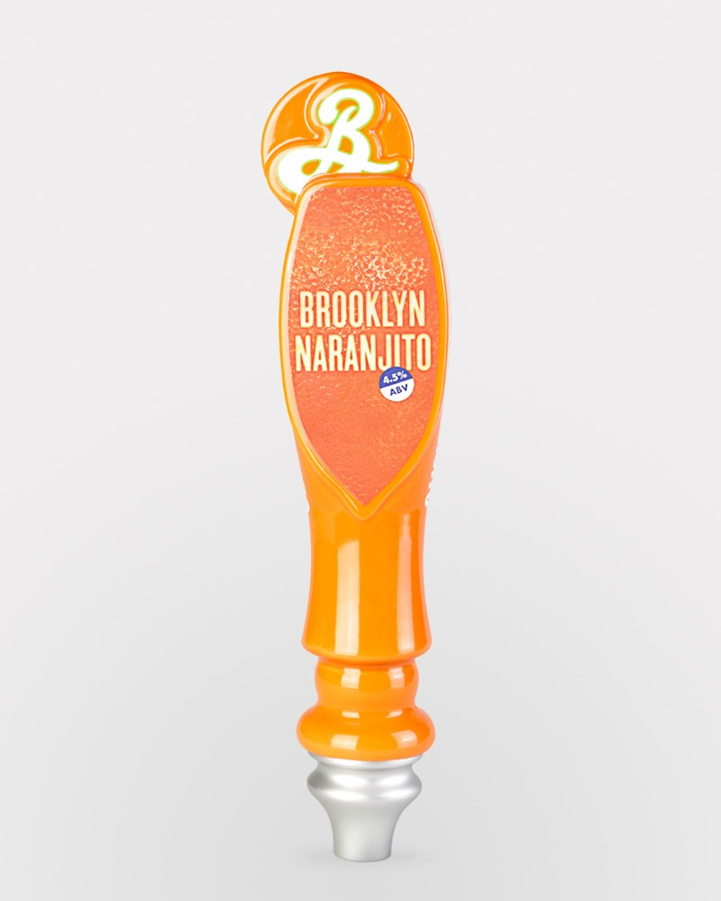 Naranjito Tap Handle