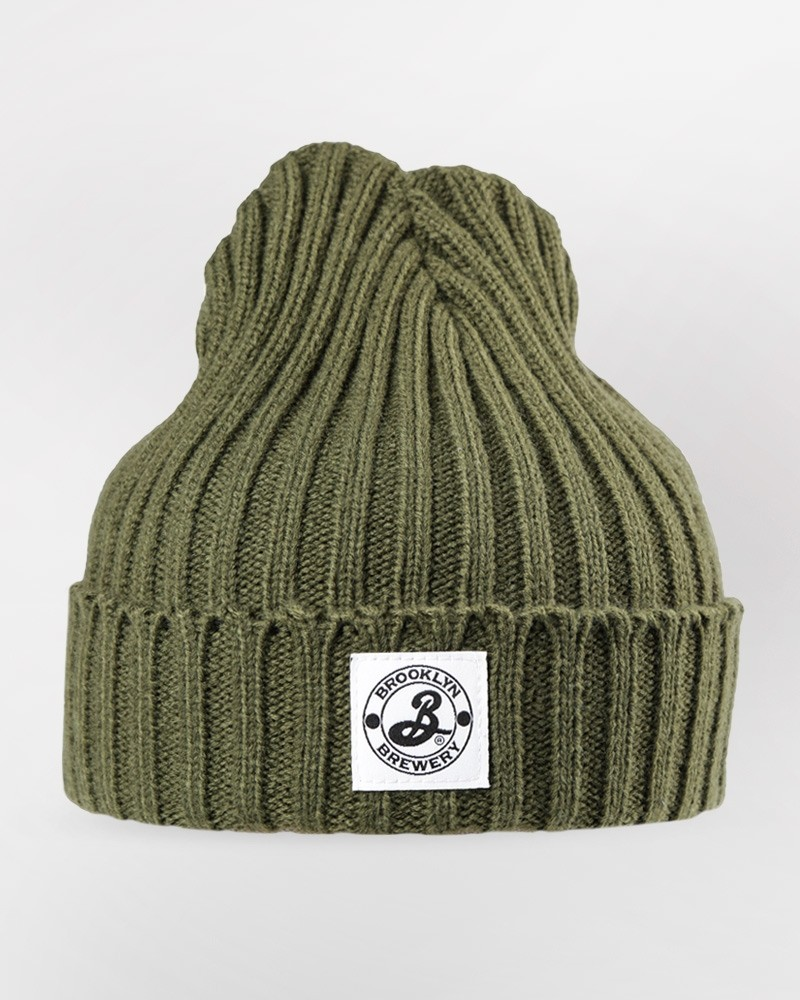 Brooklyn Watchman Cap - Green
