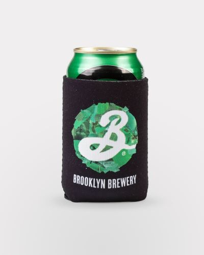 Brooklyn Lager Can Insulator