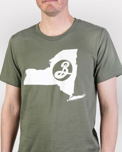 Sale! New York State Tee